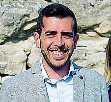 Toni Miralles, candidato del PSIB-PSOE en Montuïri.