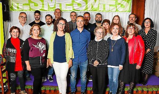 Puigserver encabeza la candidatura de Més per Algaida.