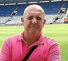 Juan Pizarro, candidato de Vox en Marratxí.