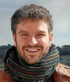 Lluís Apesteguia, candidato de Agrupació Deià.