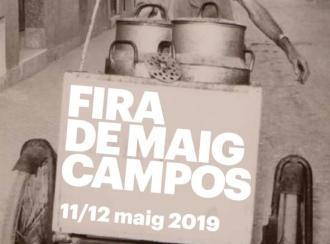 Cita anual del sector vacuno mallorquín en la Fira de Maig 2019 de Campos