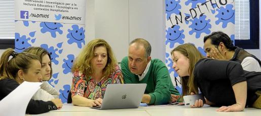Universitarios de Baleares forman parten de este proyecto solidario con los niños con enfermedades raras.