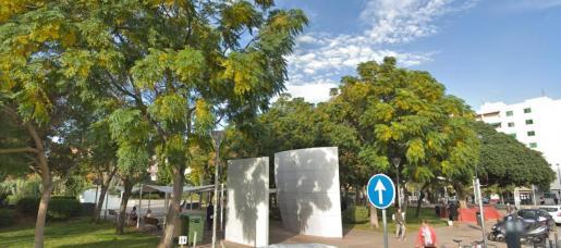 Los hechos ocurrieron en el Parque de la Paz de Vila