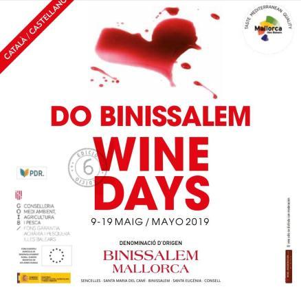 La sexta edición del Wine Days Mallorca regresa con fuerza.