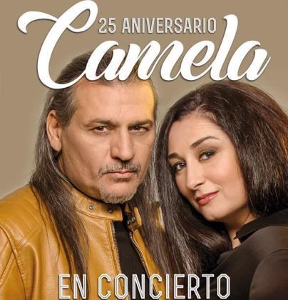El Auditórium de Palma acoge la gira de Camela en la que celebra su 25 aniversario.