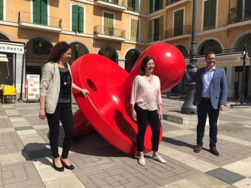 Los candidatos del PSIB-PSOE presentan su propuesta de educación de 0 a 3 años
