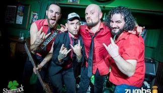 El ganador de 'AcapelA' inoT dará un concierto en Shamrock Fun Place junto a su banda