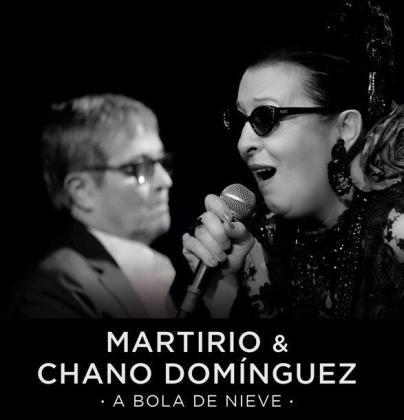 Martirio y el pianista Chano Domínguez presentan 'A Bola de Nieve' en el Auditórium de Palma.
