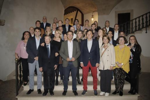 El PP de Palma presenta su programa electoral.