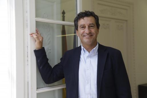 Biel Company es el presidente y candidato del Partido Popular de Baleares.