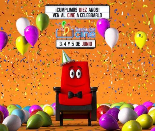 La Fiesta del Cine regresa con entradas a 2,90 euros.