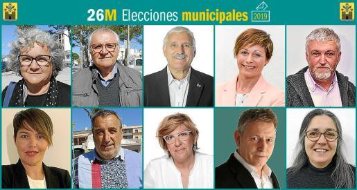 Ocho son los partidos que se presentan a las elecciones municipales en Alcúdia.