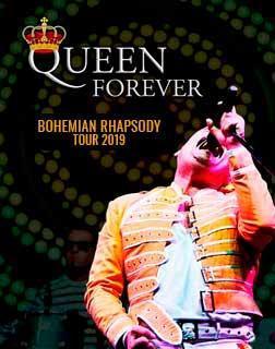 El Auditórium de Palma acoge el 'Bohemian Rhapsody Tour 2019' de Queen Forever.