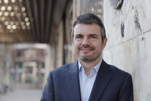Marc Pérez-Ribas, candidato de Ciudadanos a la presidencia del Govern.