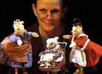 La historia de 'Les grand-mères son des anges' en el Festival Internacional de Teatre de Teresetes.