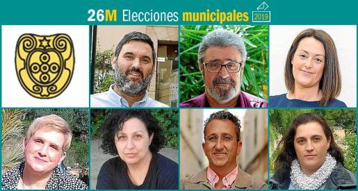 Siete son los partidos que se presentan a las elecciones municipales en Bunyola.