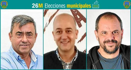Tres son los partidos que se presentan a las elecciones municipales en Costitx.