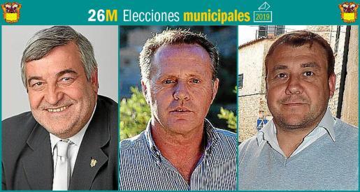 Tres son los partidos que se presentan a las elecciones municipales en Fornalutx.