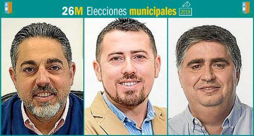 Tres son los partidos que se presentan a las elecciones municipales en Lloret.