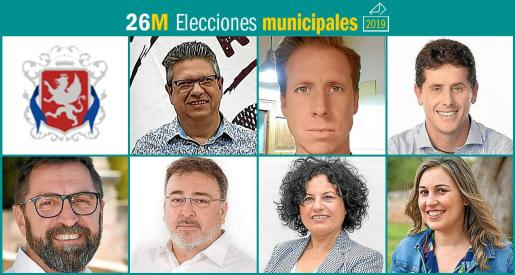 Siete son los partidos que se presentan a las elecciones municipales en Lloseta.