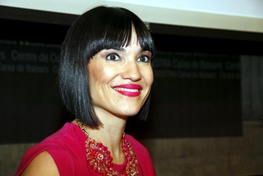 Irene Villa, en una imagen de archivo.