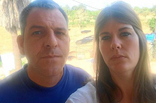Marcel y Monja son la pareja de criadores de tortugas acusada de tráfico ilegal de animales.