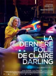 Cartel de la película 'La última locura de Claire Darling'