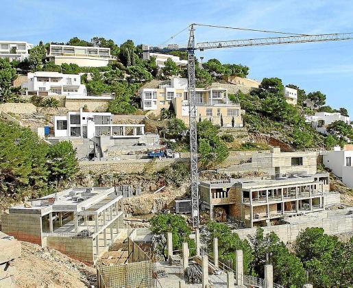 La falta de vivienda creará un conflicto social, según el sector de la construcción.