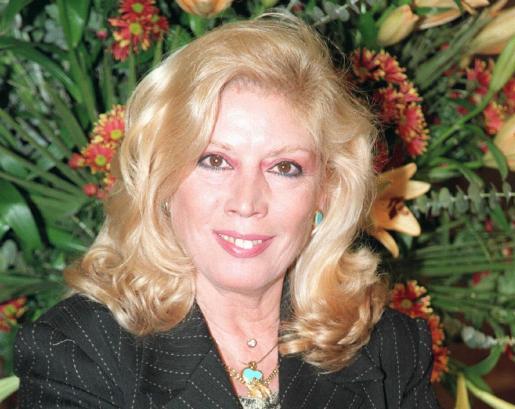 María Jiménez, en una imagen de hace varios años.