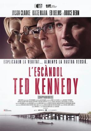 La película 'L'escàndol de Ted Kennedy' se proyecta en CineCiutat.
