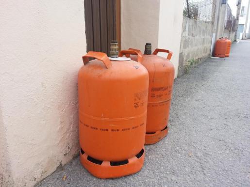 Ocho millones de hogares en España utilizan bombona de butano.