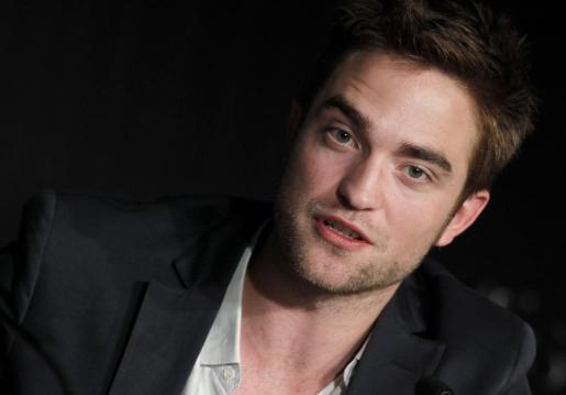 El actor británico Robert Pattinson.