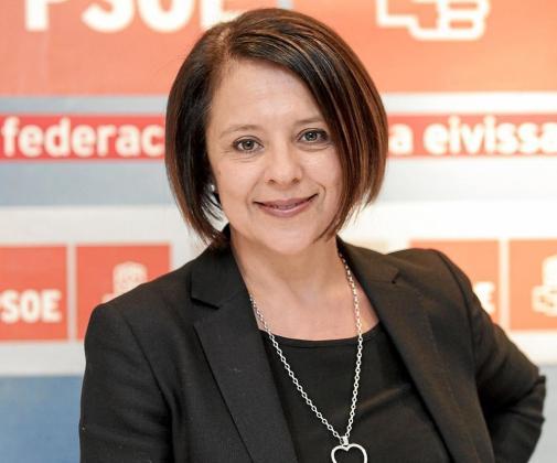 Sofía Hernanz, diputada del PSIB-PSOE en el Congreso.