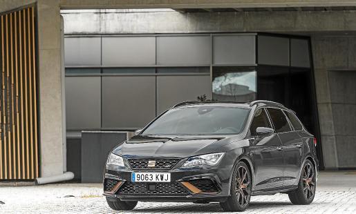 En España se comercializarán únicamente 300 unidades de esta espectacular variante.
