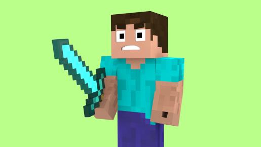 La nueva edición de Minecraft para móviles, que estará disponible para iOS y Android.