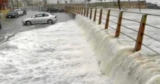 La Autoritat Portuària justifica la construcción de dos diques por los temporales que se pueden producir.