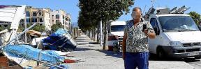 Indignación vecinal por el retorno de los okupas a los pisos piloto de Son Güells