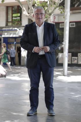 Jaume Font, candidato del PI.