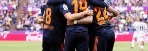 El Valencia es de Champions, el Espanyol a la Europa League y el Girona a Segunda