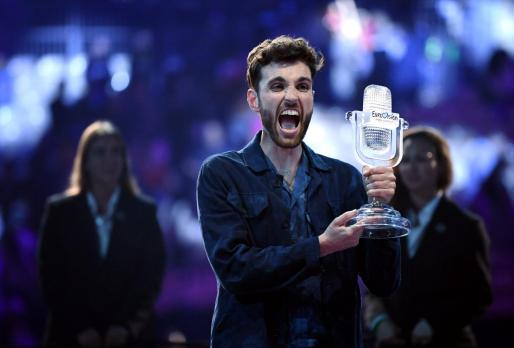 Duncan Laurence, de Holanda, se alza con la corona de Eurovisión 2019.