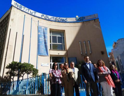 Pérez-Ribas promete crear en Palma un organismo autónomo para gestionar la FP.