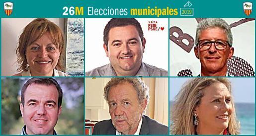 Seis son los partidos que se presentan a las elecciones municipales en Sant Llorenç des Cardassar.