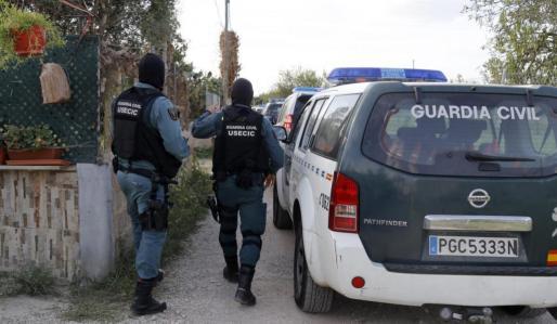 La Guardia Civil detuvo al hombre días después de cometer el robo.