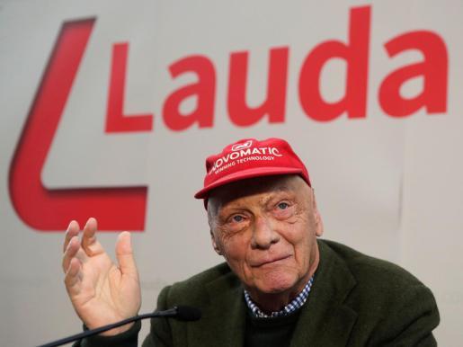 Niki Lauda, en una imagen de 2018.