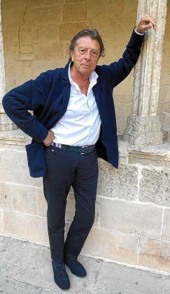 Agustín Aguiló, ya en Palma.