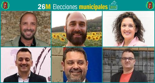 Seis son los partidos que se presentan a las elecciones municipales en Sencelles.