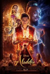 Cartel de la película 'Aladin'