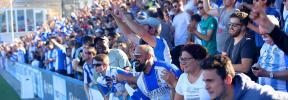 Dos vuelos chárters y 400 entradas para el Atlético Baleares en Santander