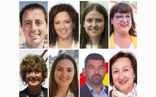 Candidatos al Consell de Mallorca en las elecciones del 26 de mayo.