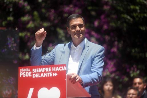 Pedro Sánchez, presidente del Gobierno en funciones y líder del PSOE